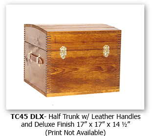 Evans Sports Wooden Ammo Boxes